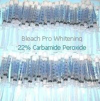 100 Whitening Syringes 22%