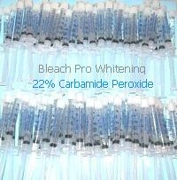 50 Whitening Syringes 22%